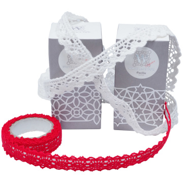 Fabric and Lace tapes
