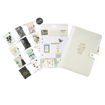 Binders and inserts