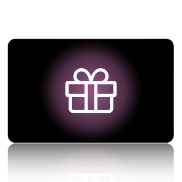 Gift cards and workshops