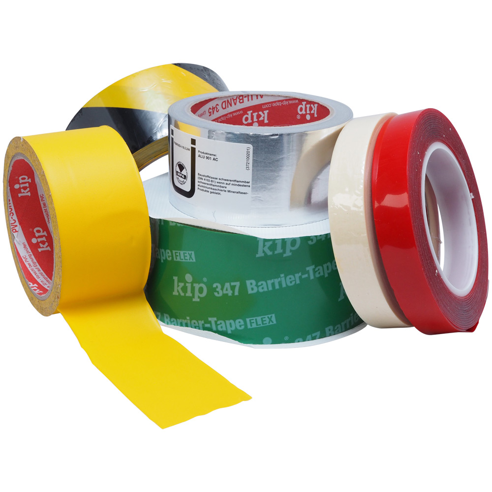 Construction and special tapes